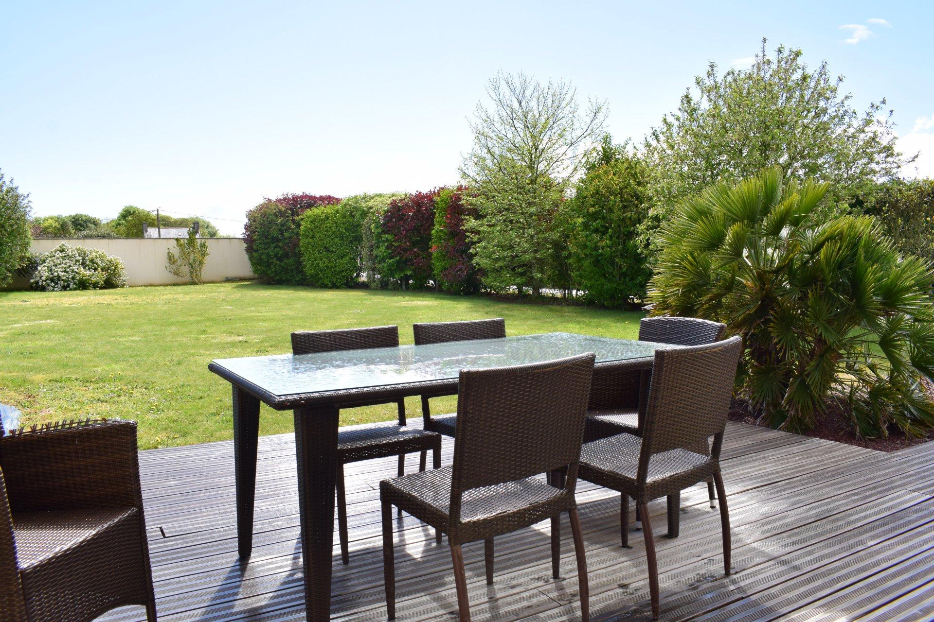 MAISON D'ARCHITECTE  - 4 CHAMBRES - TERRAIN 3390 M2