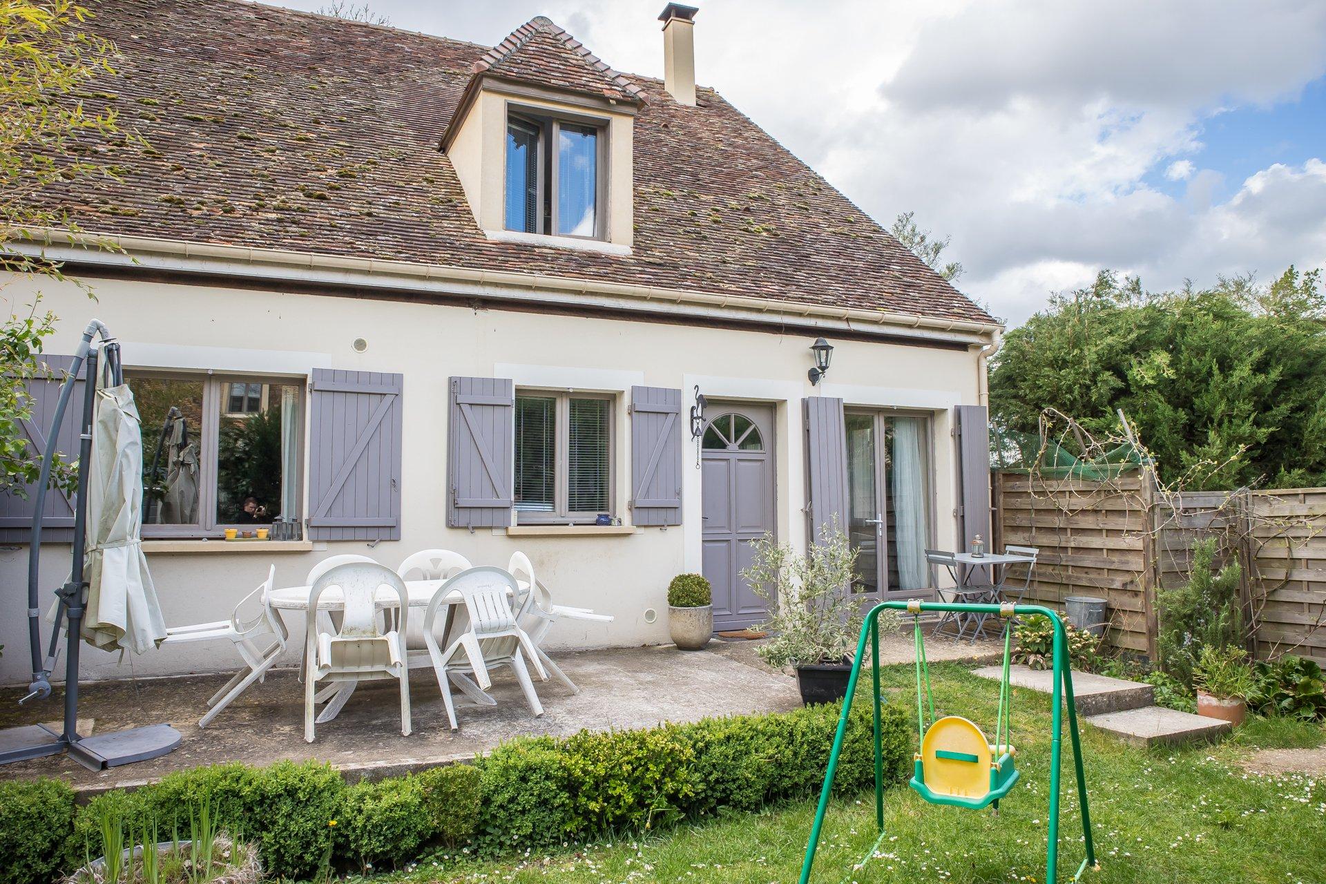 Maison 3 chambres avec jardinet