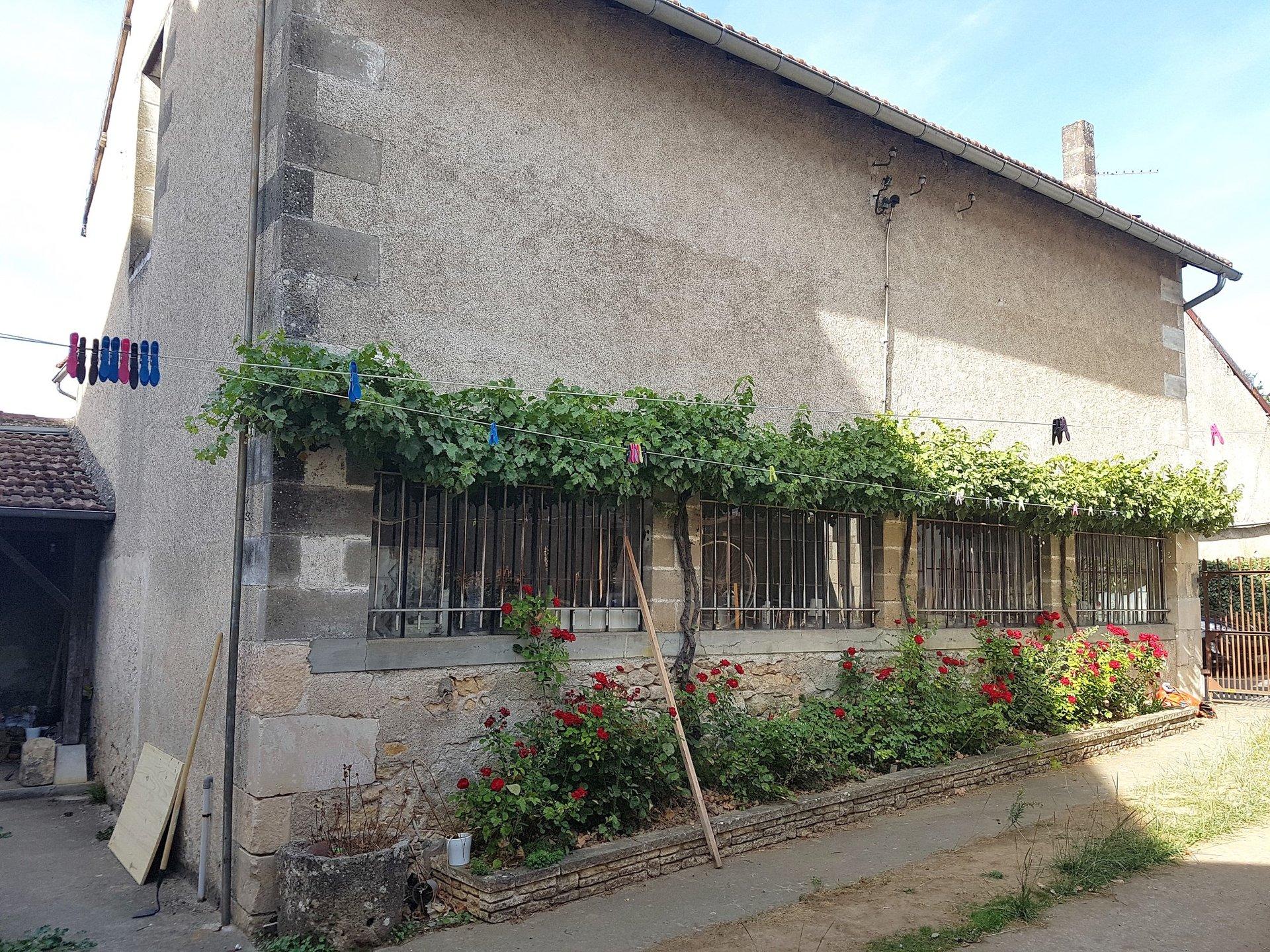 Bij Saint Savin, Vienne 86: goed gelegen huis/B&B