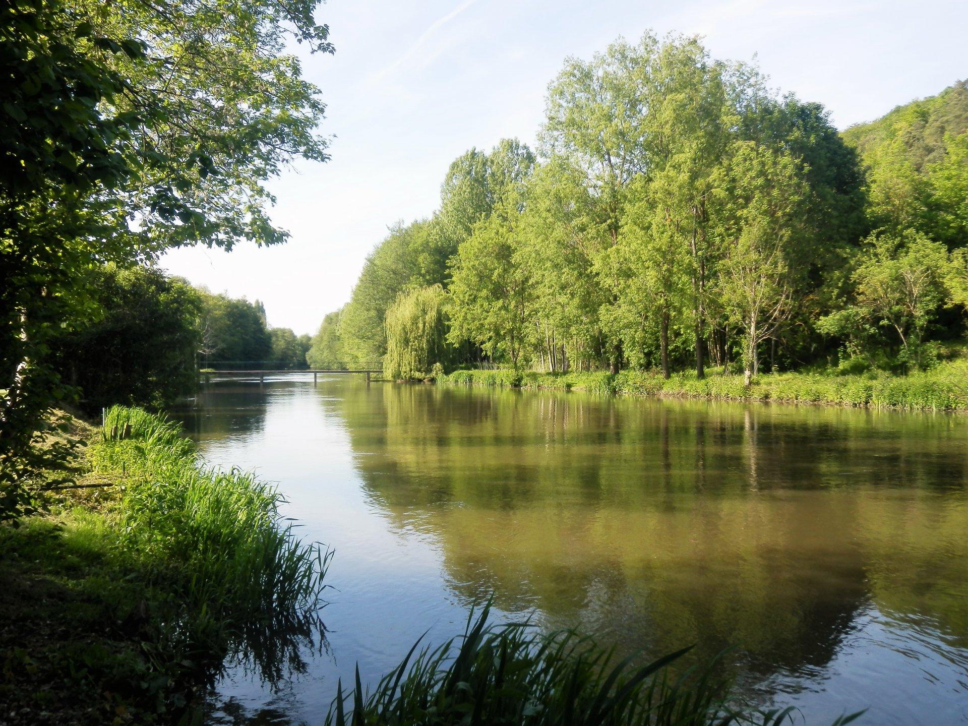 Proche Acquigny en bordure de rivière !