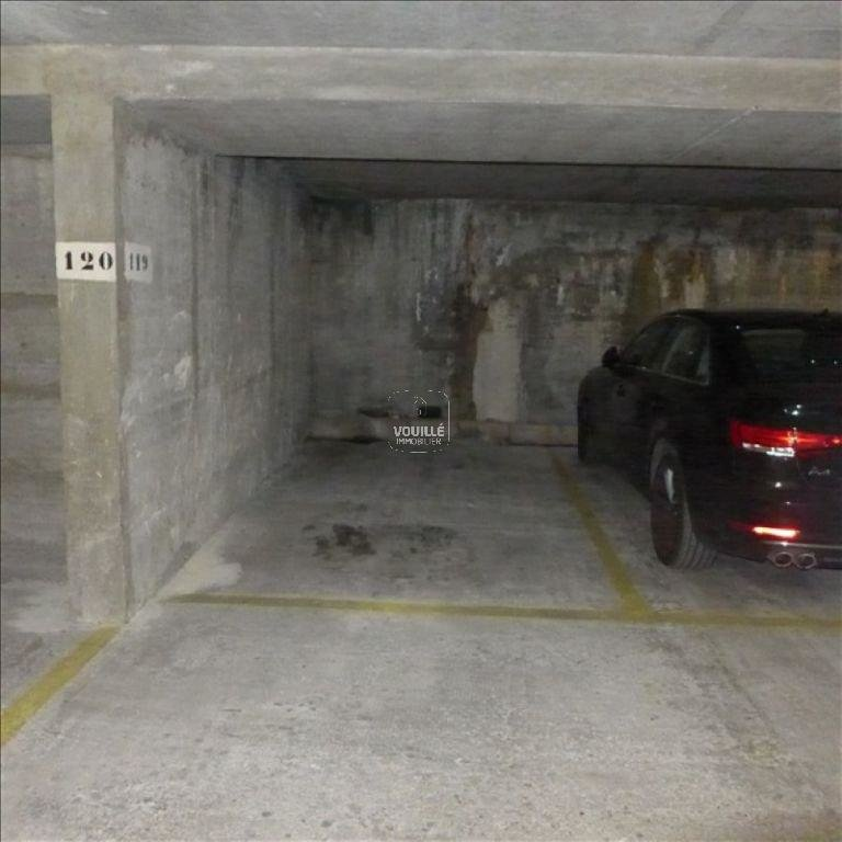 EMPLACEMENT DE PARKING PARIS 15 - 10 m2