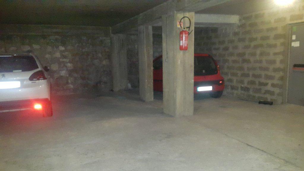 Parking   Georges Brassens Paris15