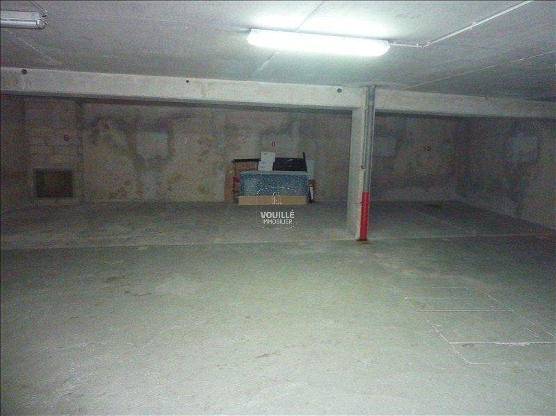 EMPLACEMENT DE PARKING PARIS 15 - 11.25 m2