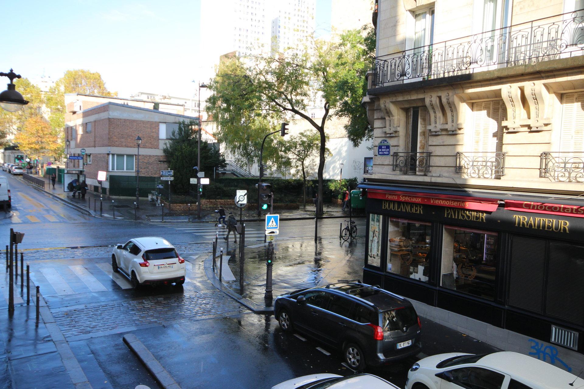 Appartement Paris 2 Pièces - 200 mètre Butte aux Cailles Paris 75013