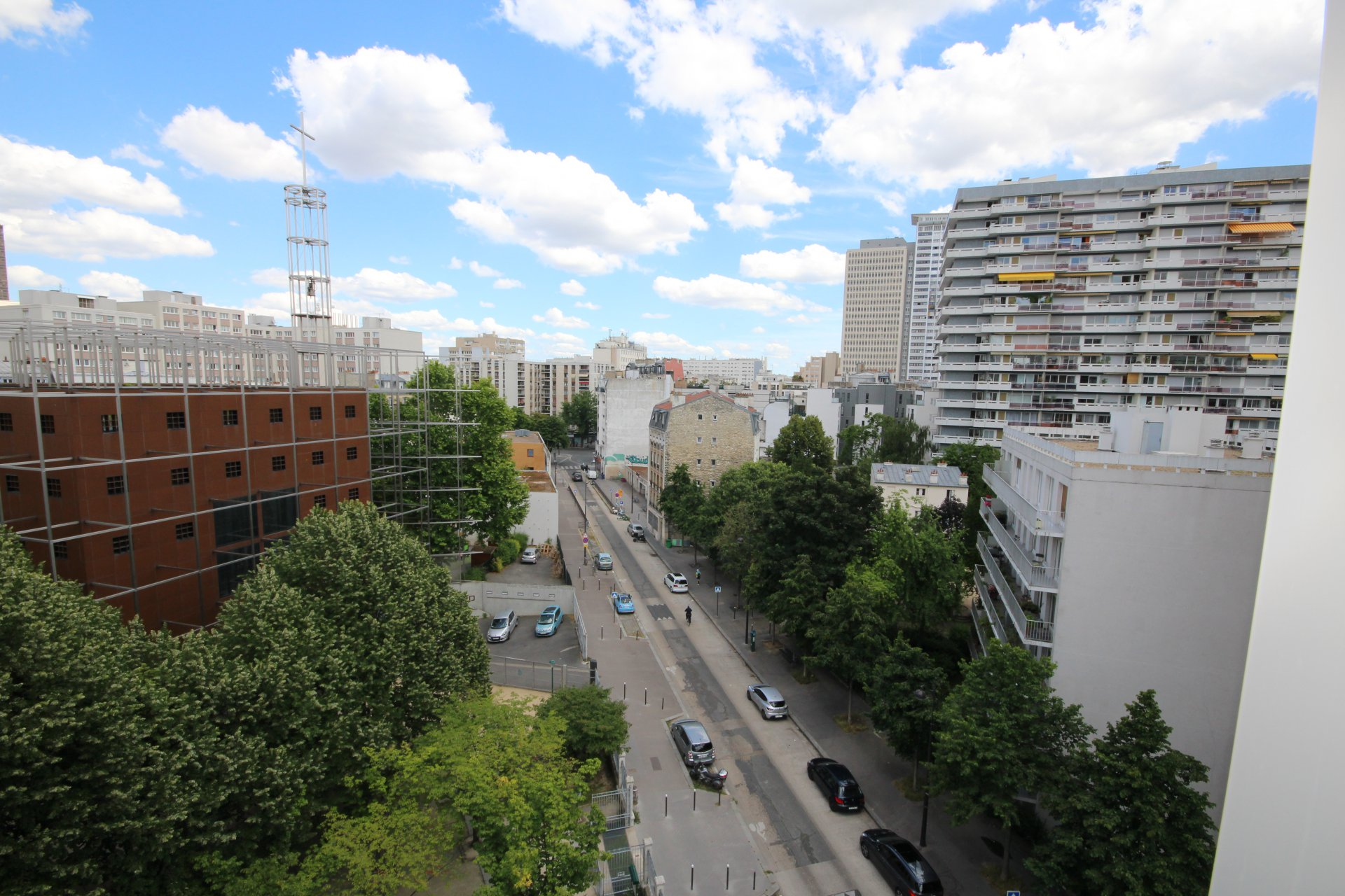 Appartement Paris 2 pièce(s)