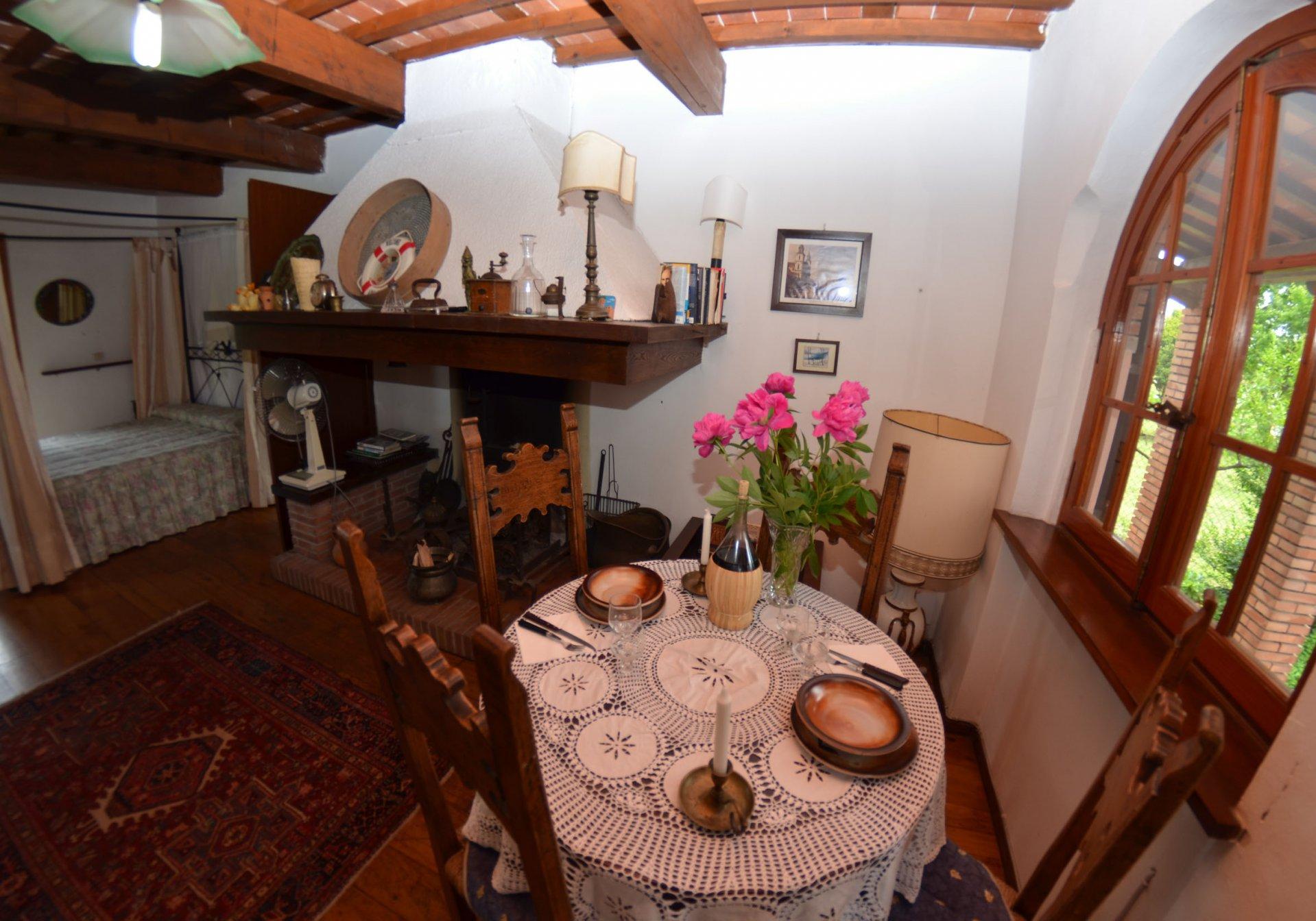 ITALIE, TOSCANE, LUCQUES, MAISON AVEC PISCINE, 6 PERSONNES