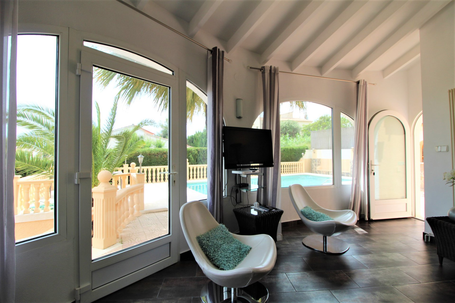 Beautiful renovated villa close to the beach in Calpe