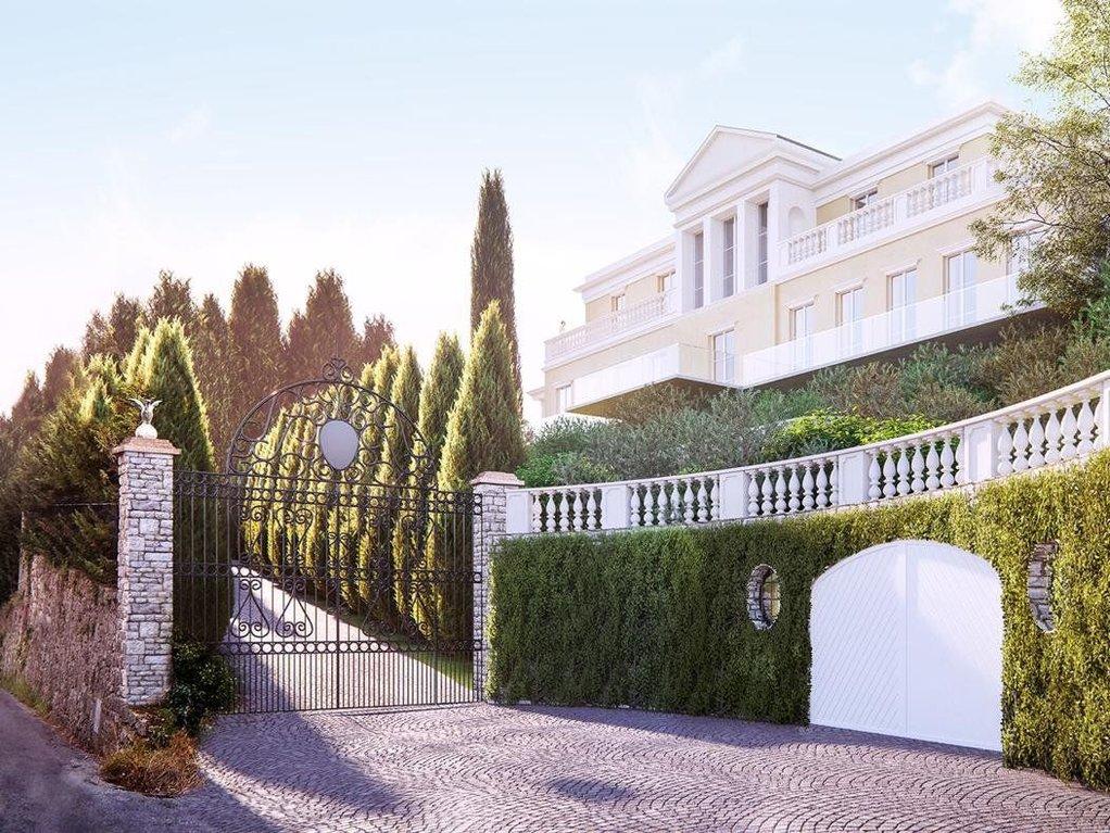 Villefranche-sur-Mer - Luxury renewed villa with view