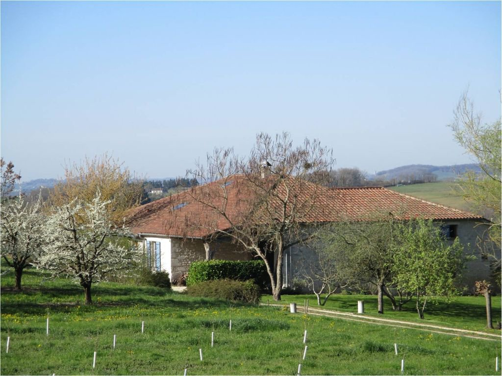 LOT-ET-GARONNE - Countryside, splendid property with guesthouse and pool