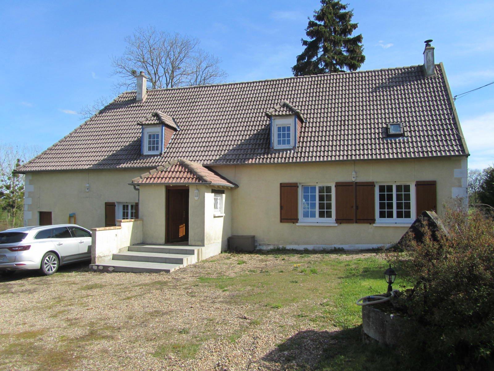 Maison restaurée