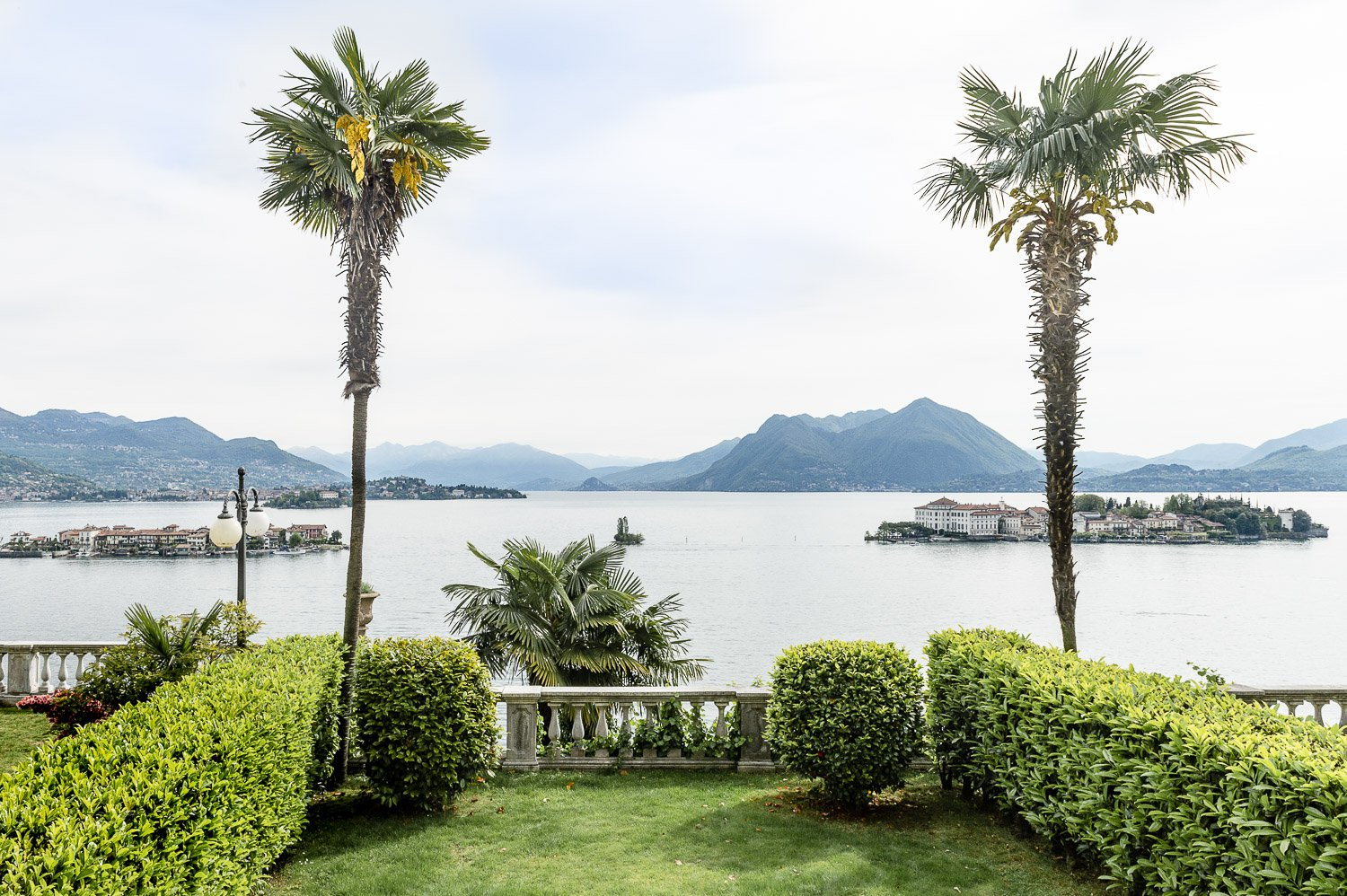 Apartment for sale in Baveno inside the historical Villa Barberis