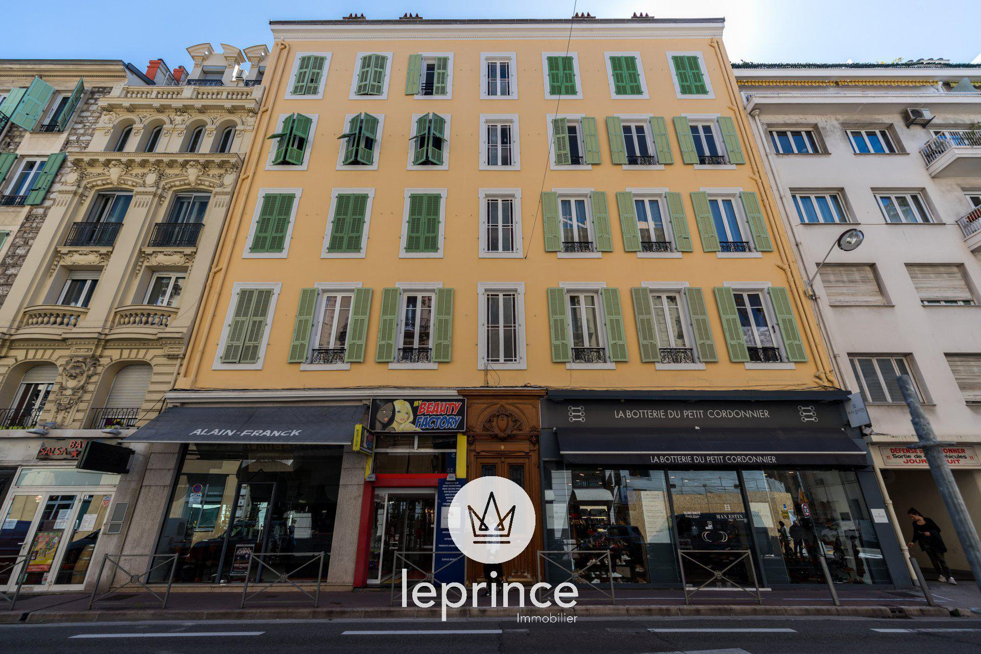 Nice Carré D'Or / Rue Marechal Joffre - One BedRooms.