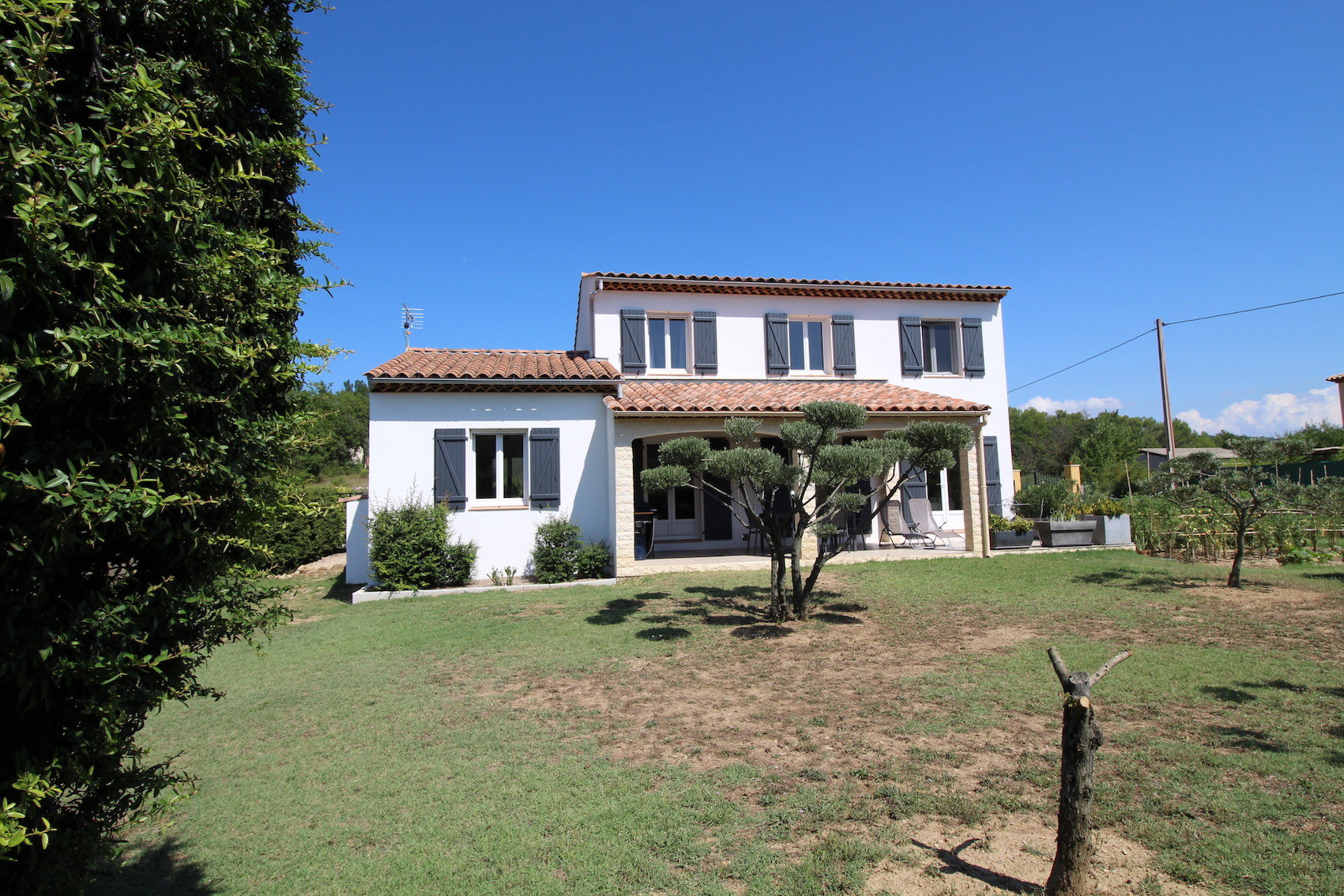 Brignoles, 30 minutes from the seaside