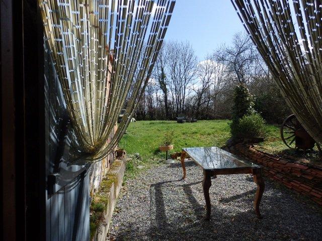 Traditioneel huis, land en schuur - Haute Vienne