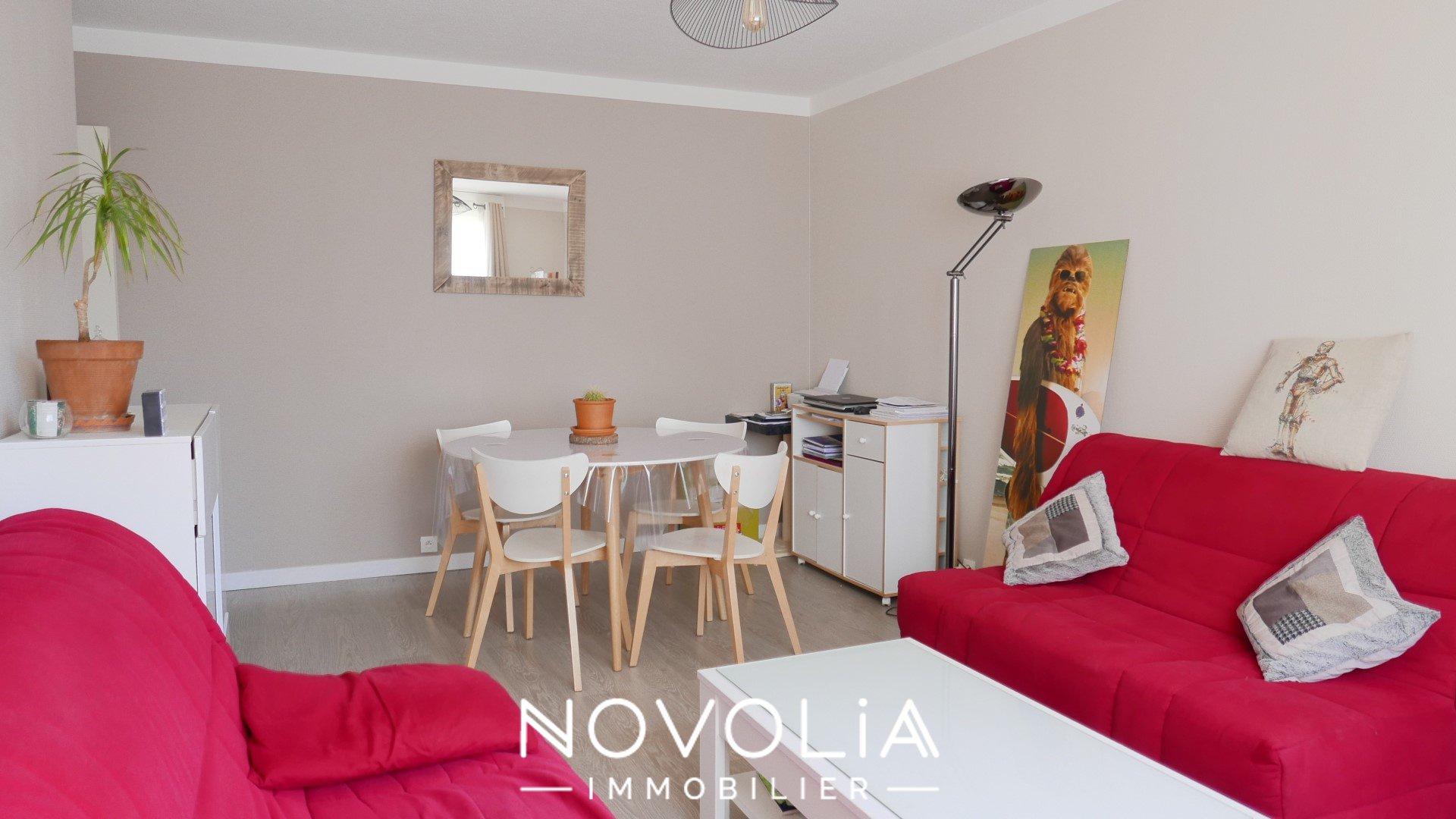 Achat Appartement Surface de 50.43 m², 2 pièces, Villeurbanne (69100)