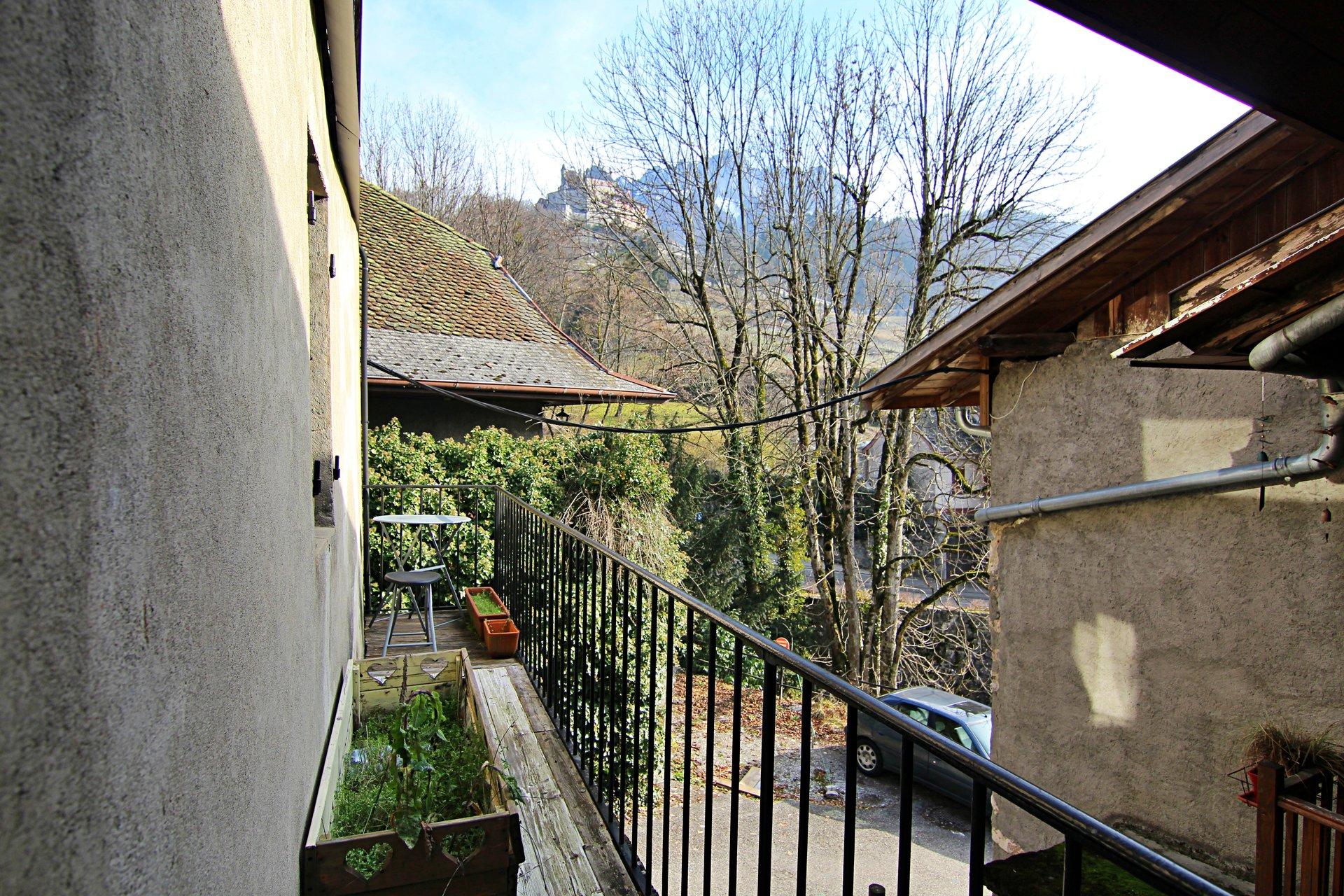 Appartement de village de 73m2