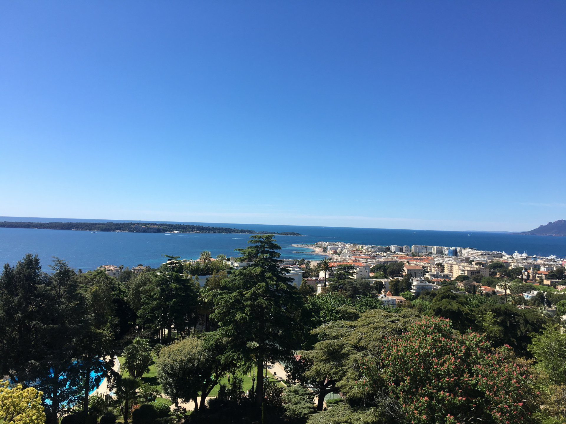 VENTE CANNES CALIFORNIE ROI ALBERT  7P 230M² + 52 M² Ter. VUE MER PANORAMIQUE