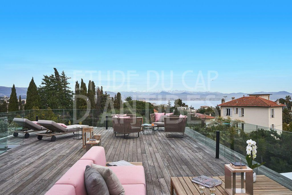Cap d'Antibes - Quiet location - Luxury villa for rent