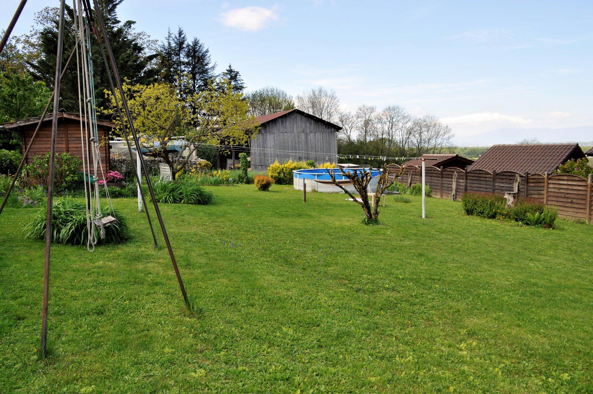 Sale Building land - Saint-Cergues