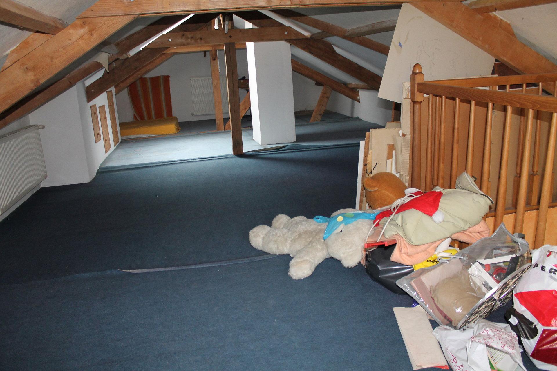 pavillon 130m² sur sous sol