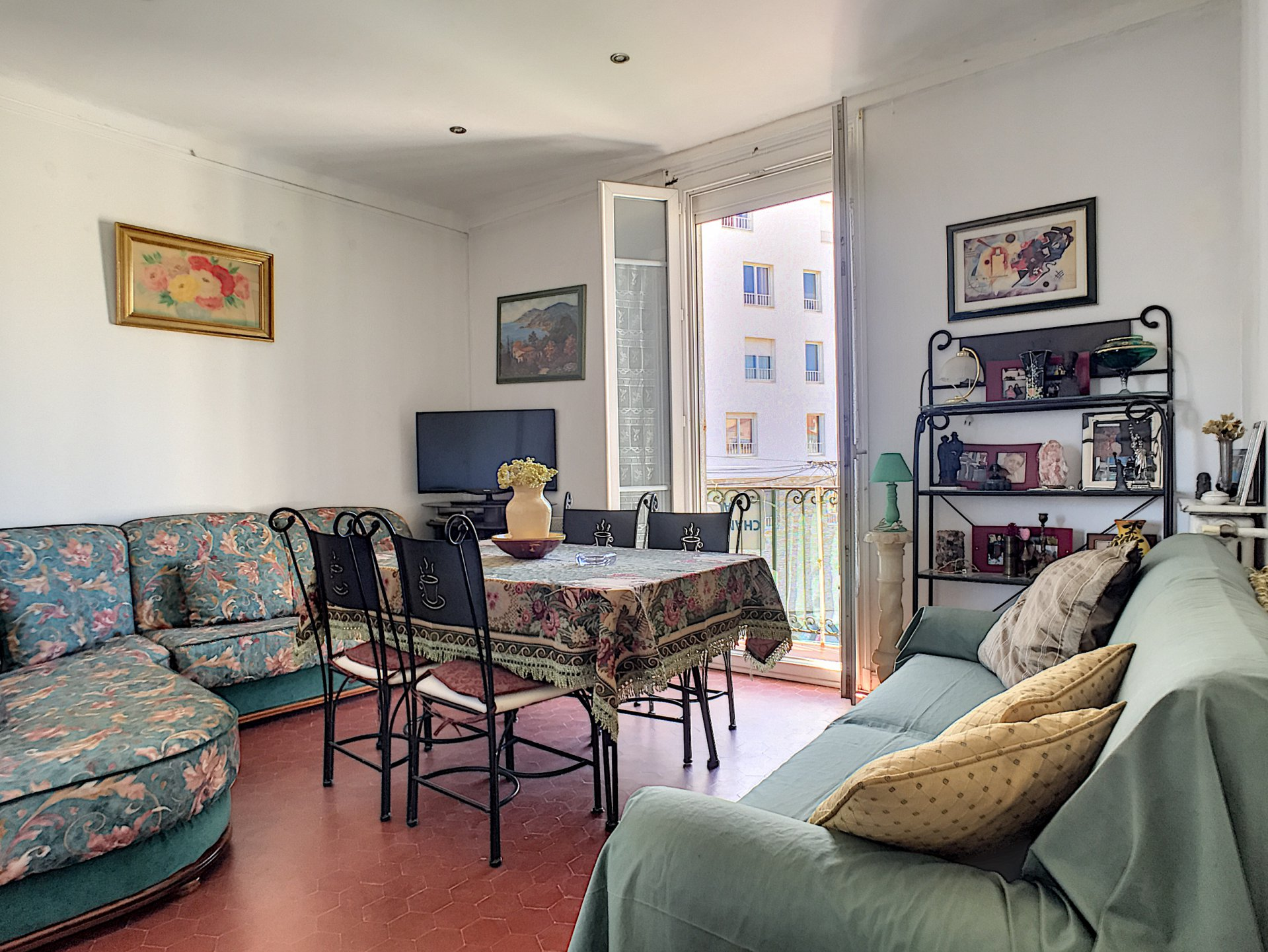 Cannes Downtown - 2 rooms with balconies