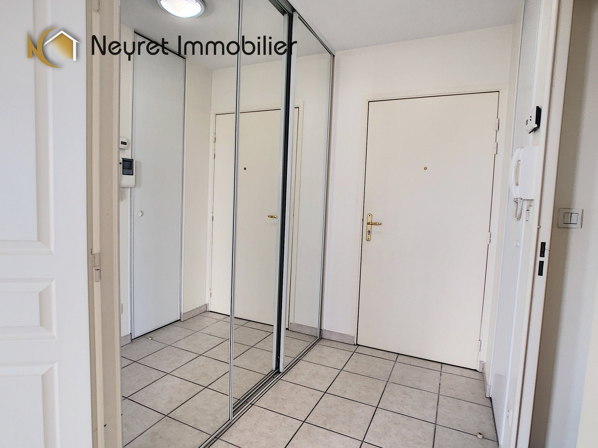 T2 46,18m2 + garage Villeurbanne La Doua