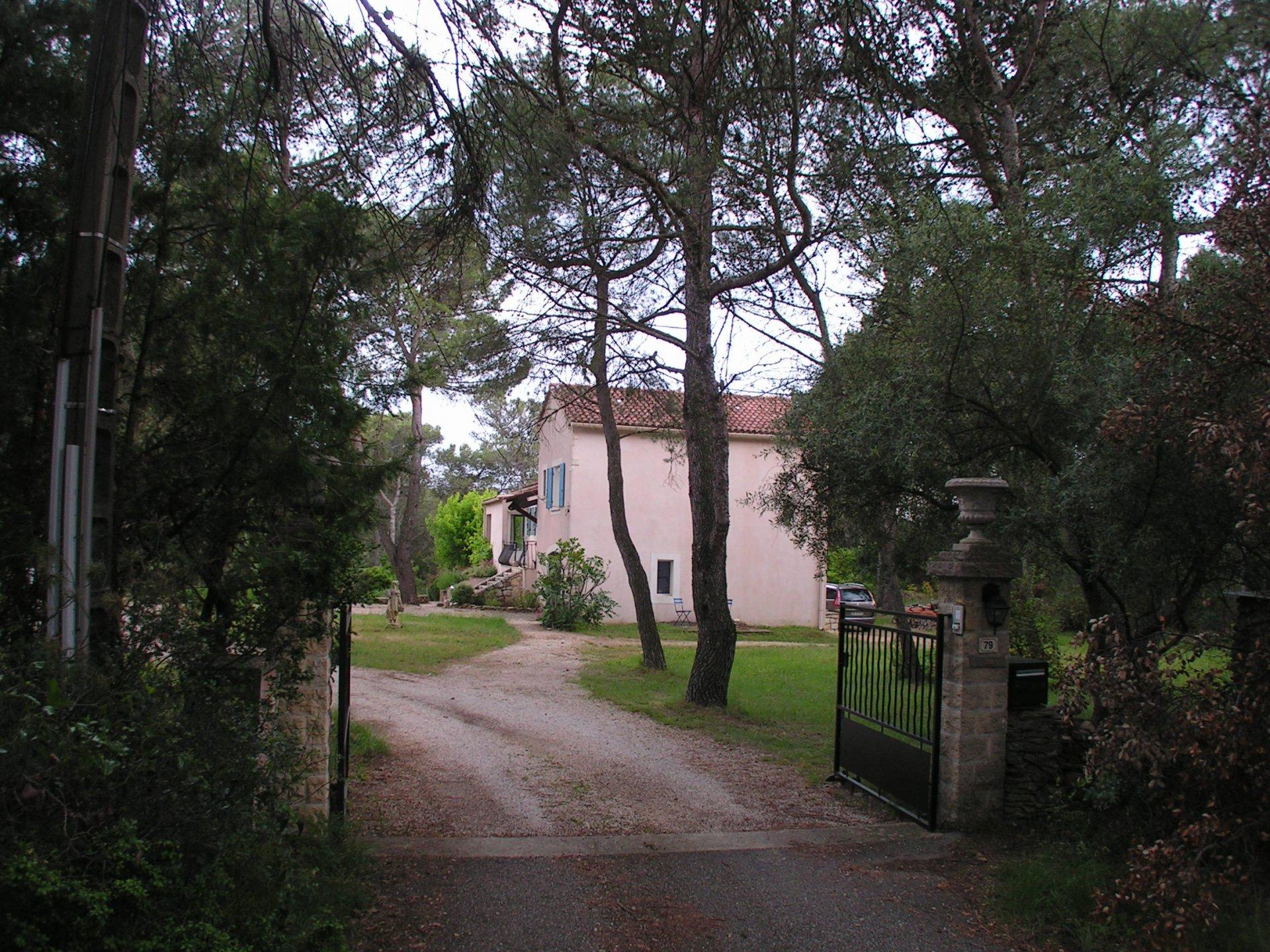House, beautiful villa with pool, Vénéjan, Gard