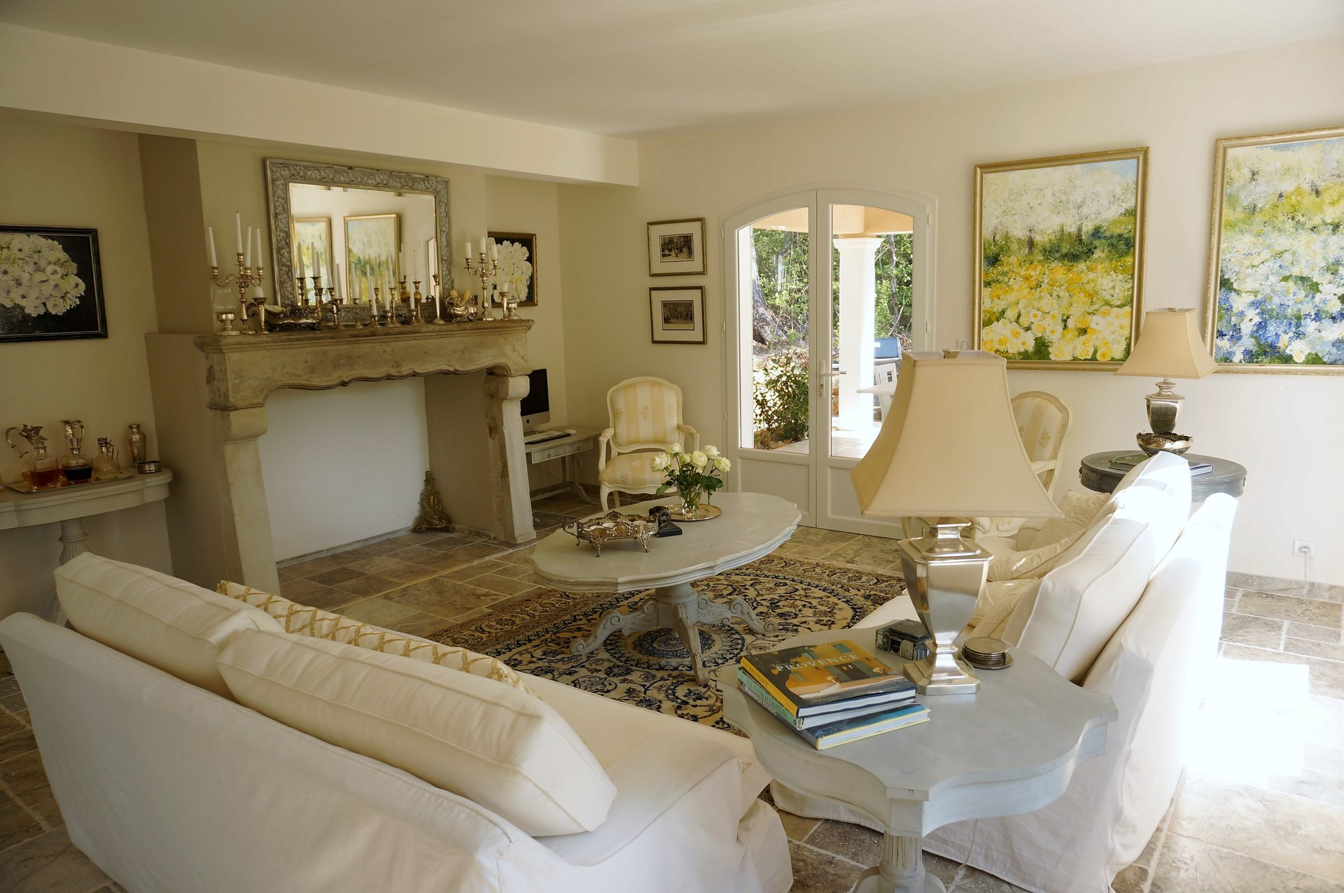 LORGUES superbe bastide sur 4500 m² avec appartement indépendant