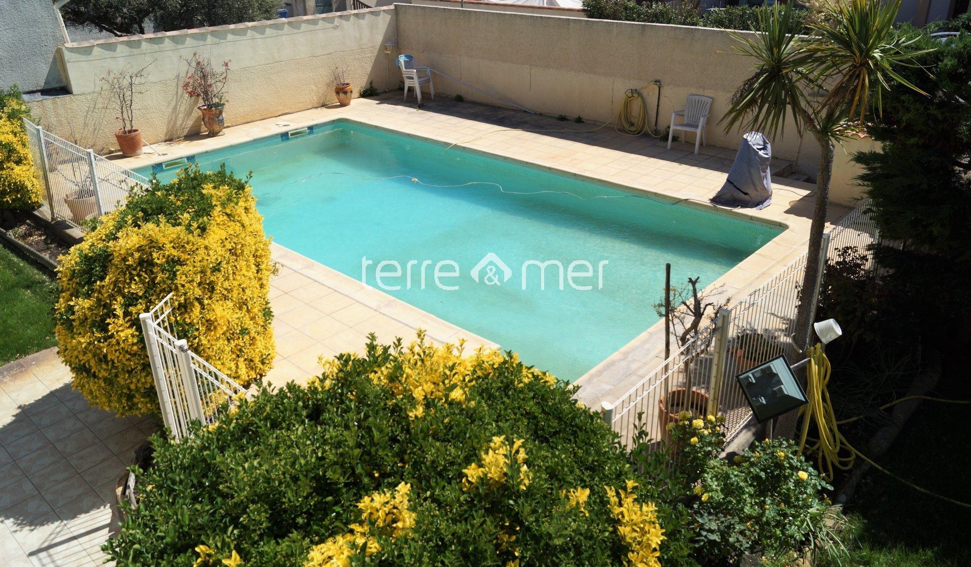 Maison P7 avec piscine