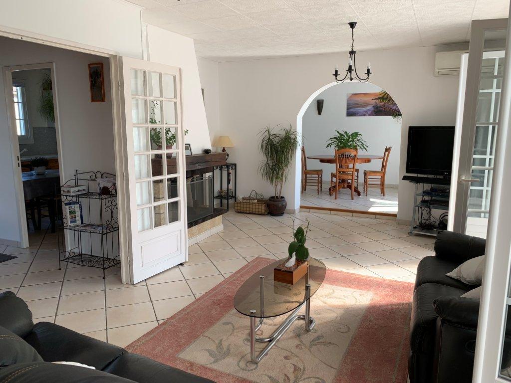 Pavillon avec Ss sol total - 6 chambres - terrain de 570m²