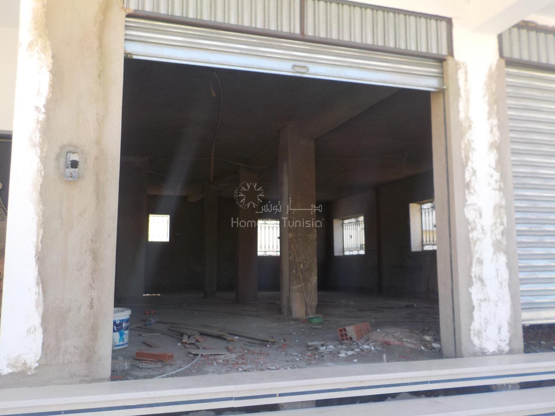 Rental Premises - Cité Sahloul - Tunisia