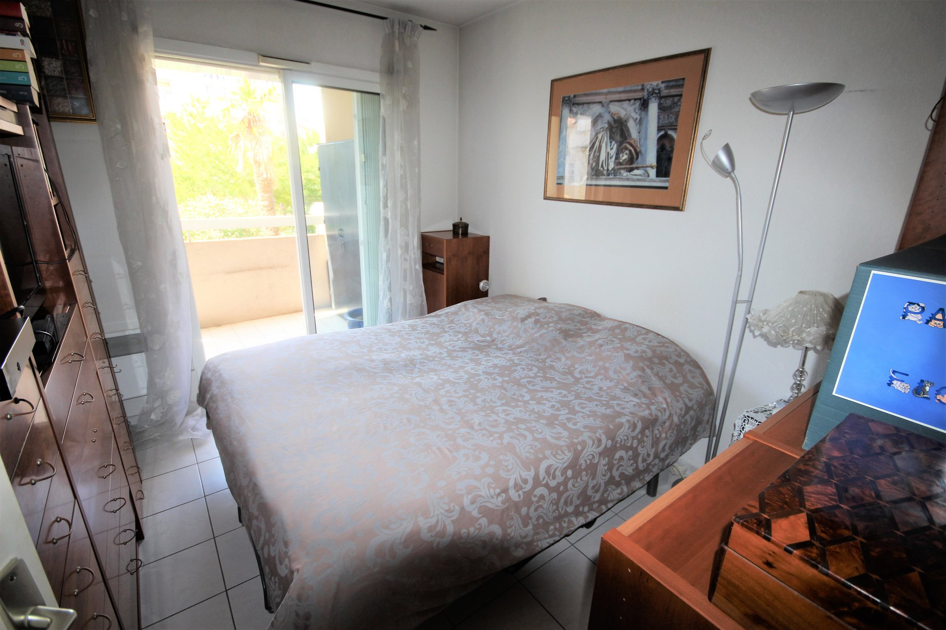 CANNES SALE 2 ROOMS RECENT RESIDENCE NEAR DOWNTOWN