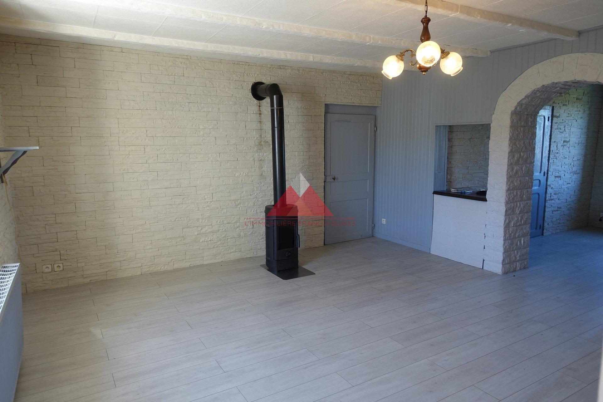 Maison de village de 122 m² avec garage
