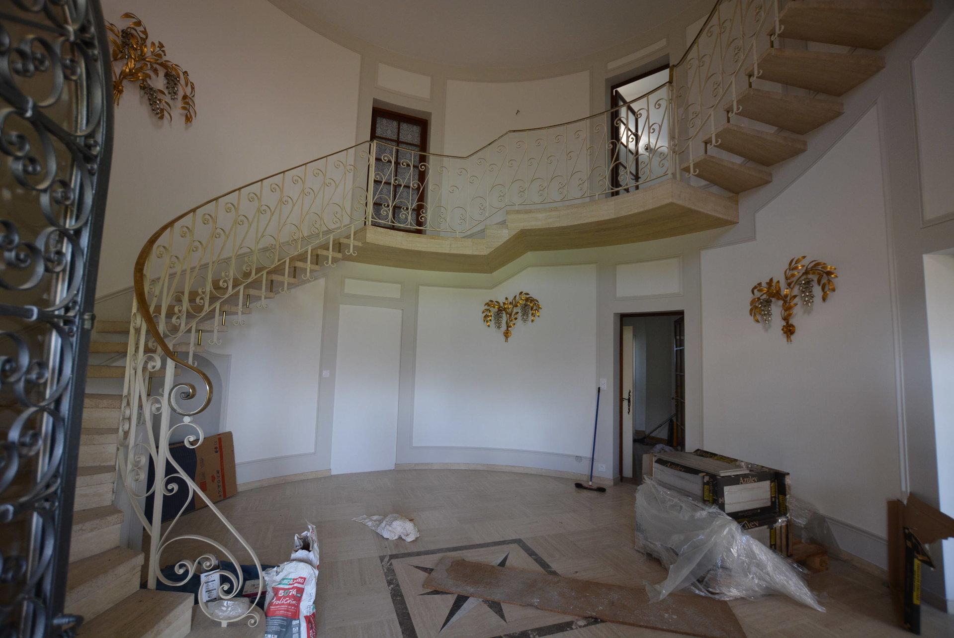 Grande maison calme