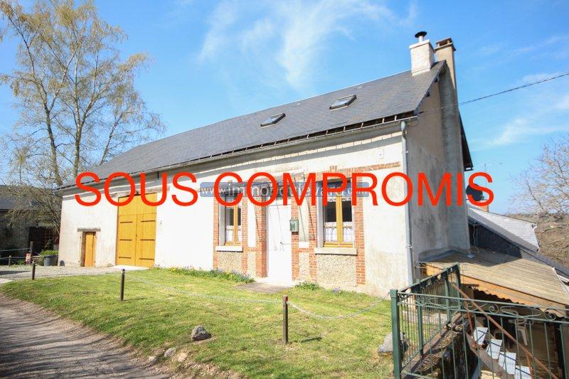 Haus in ruhiger Lage zum verkauf im Morvan in Burgund