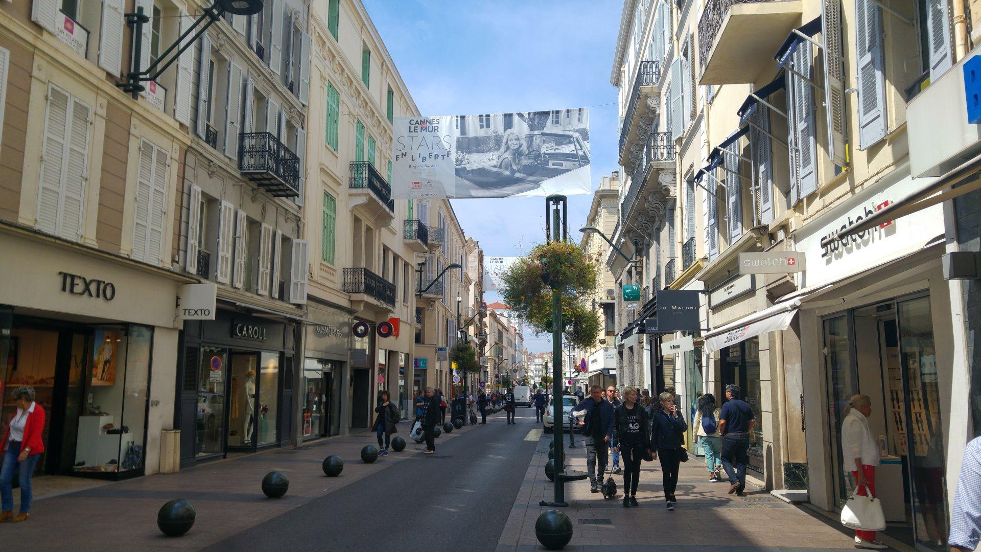 Cannes Banane 3 pièces 75 m²
