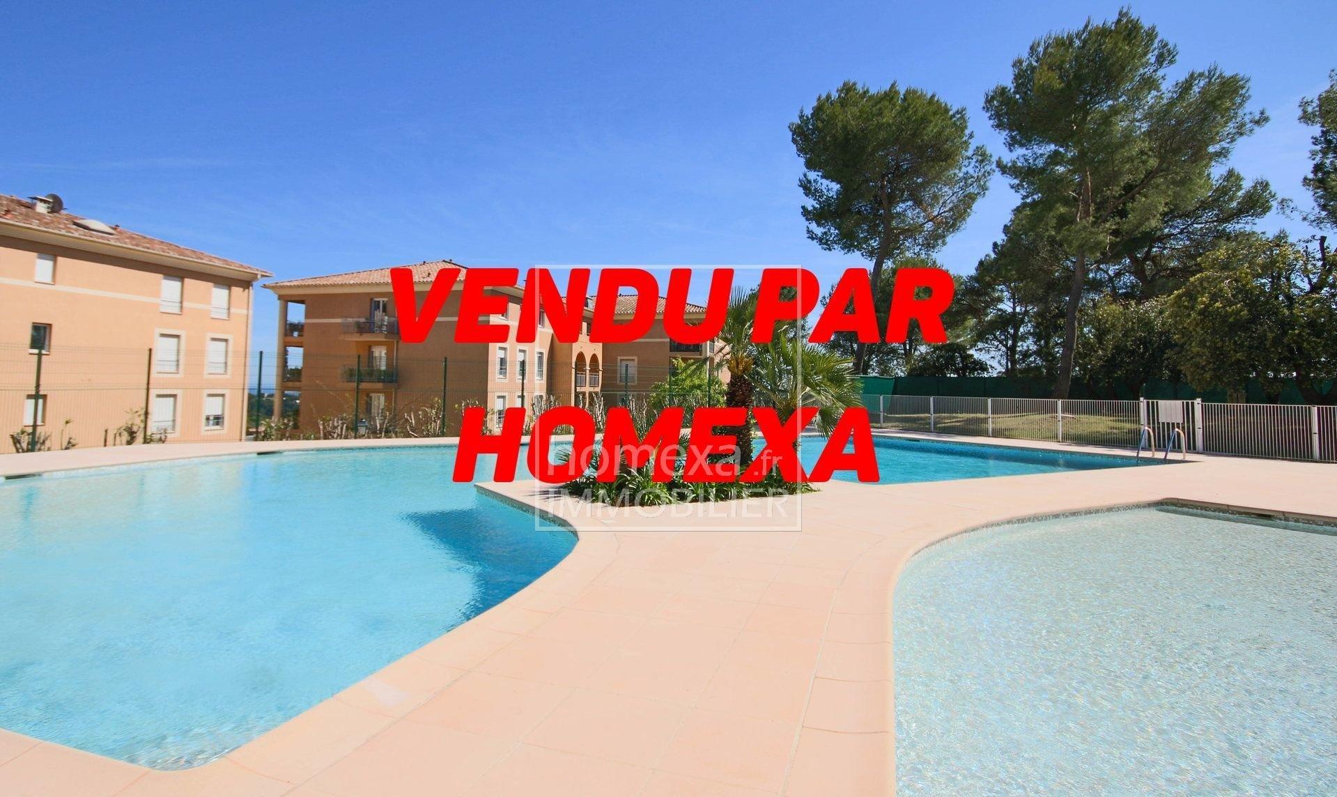 Vente Appartement 3P  Biot Saint-Philippe