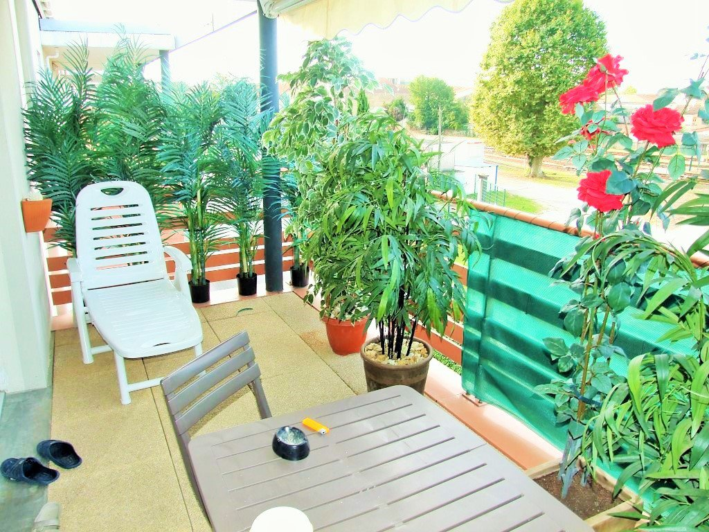 APPARTEMENT 87 M²  ASCENSEUR + GARAGE + TERRASSE