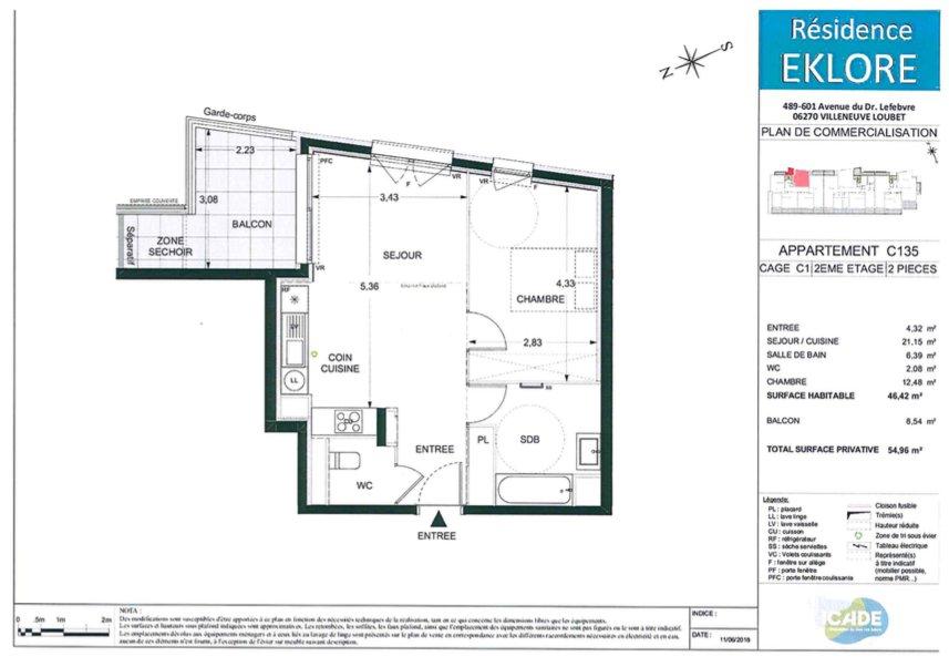 Продажа Апартаменты - Вильнёв-Лубе (Villeneuve-Loubet)