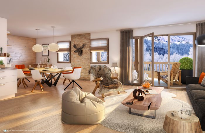 Sale Apartment - La Plagne