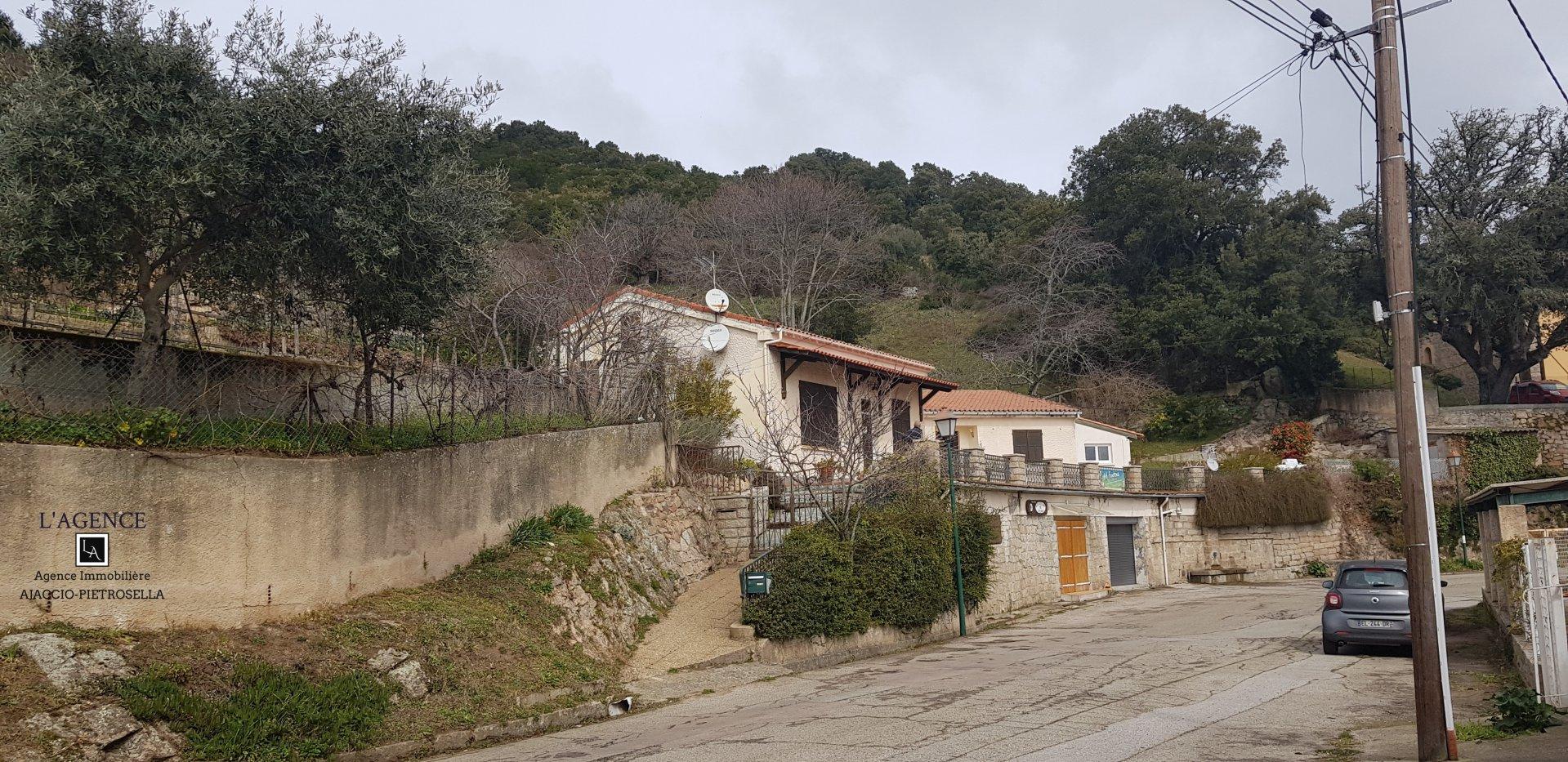 Propriété à 20 mn de Porticcio au cœur d'un village