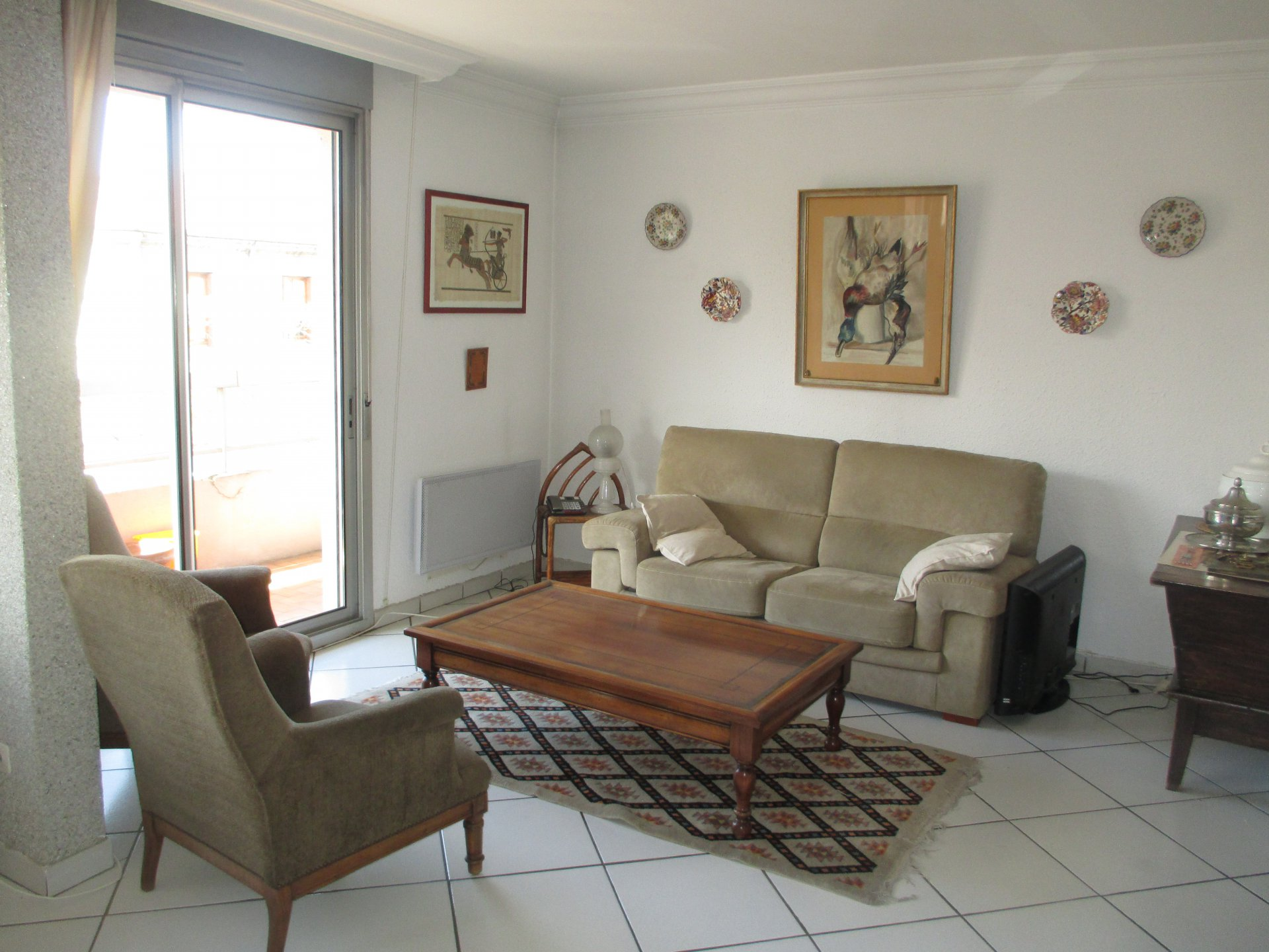 SAINT-CHAMOND, LA VALETTE, APPARTEMENT T4