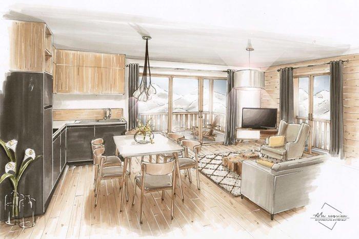 Résidence Cristal Lodge – Devenez propriétaire à Serre-Chevalier
