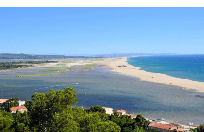 Jolie villa avec terrasse à 500 m de la mer