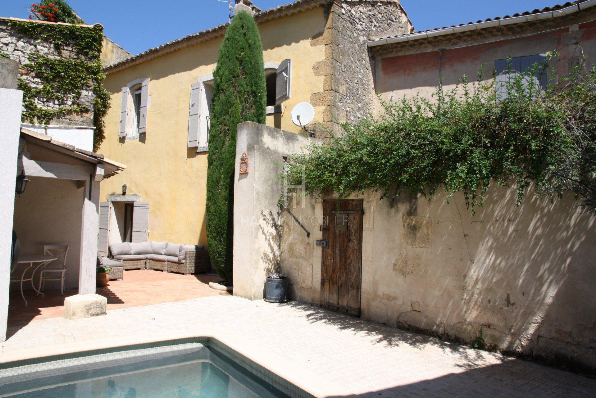 A charming village house in Mouriès
