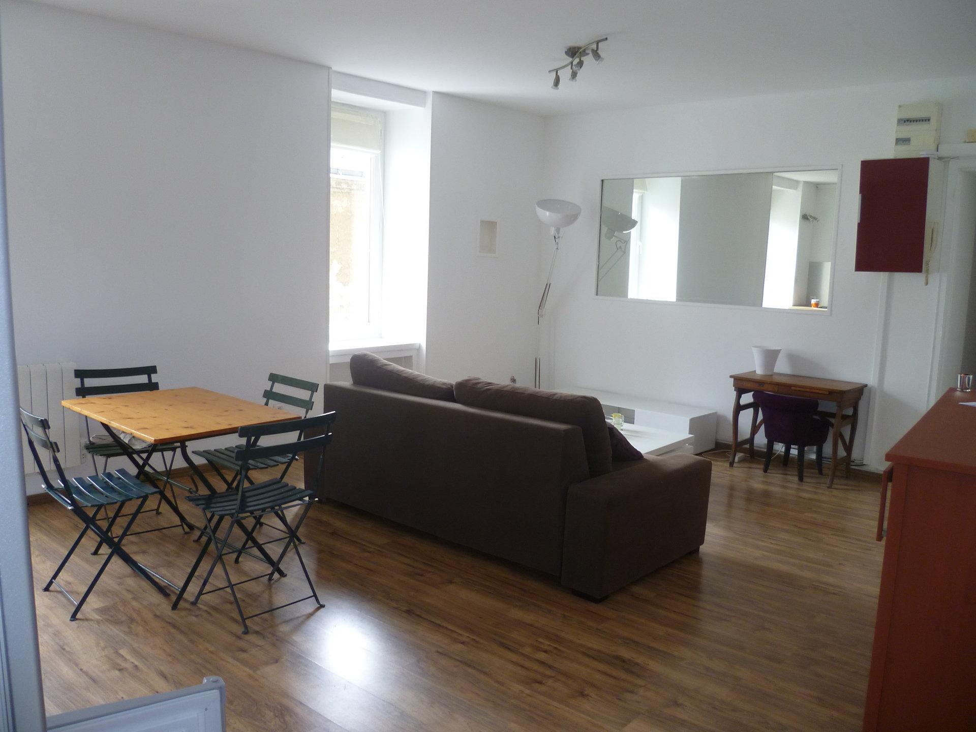 Vente Appartement - Nantes
