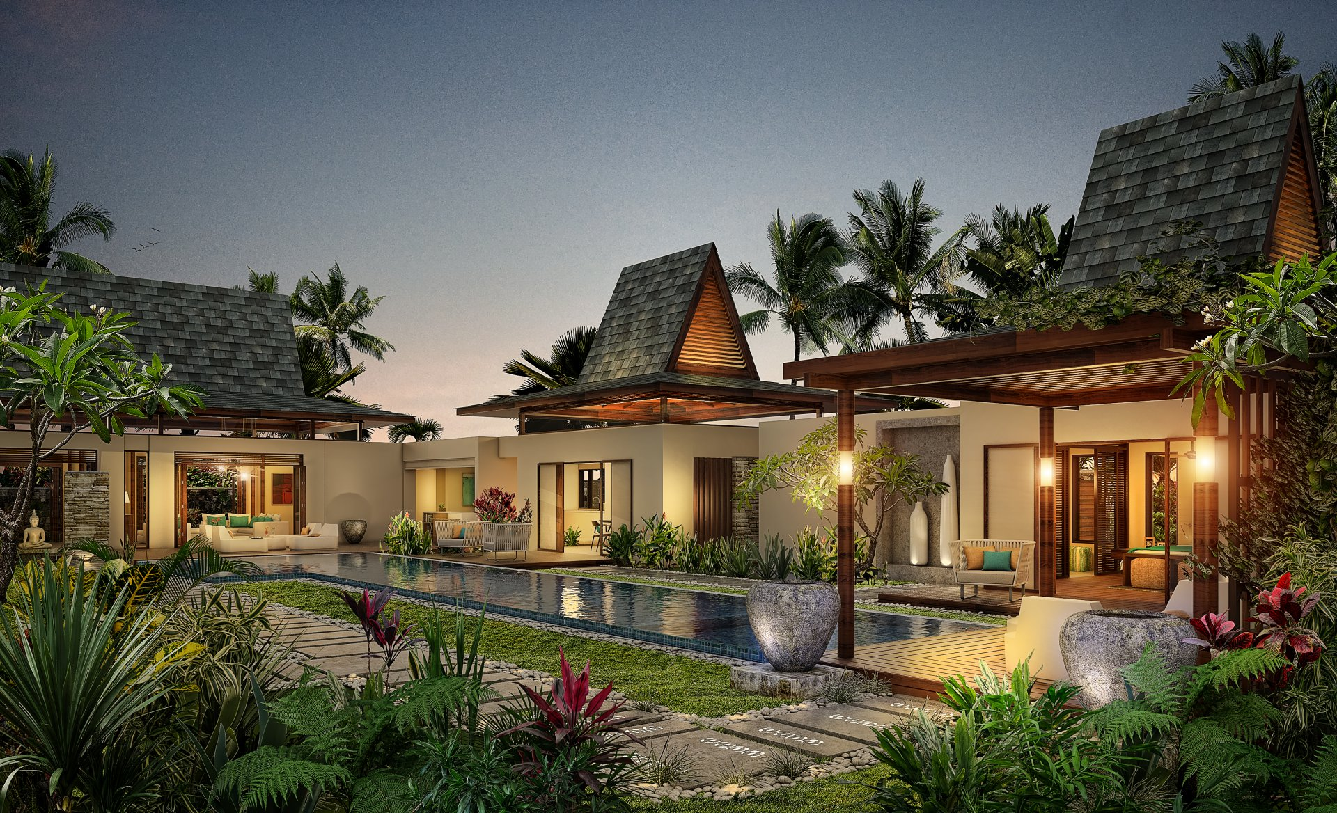 EXQUISITE LUXURIOUS AND TRANQUIL VILLA