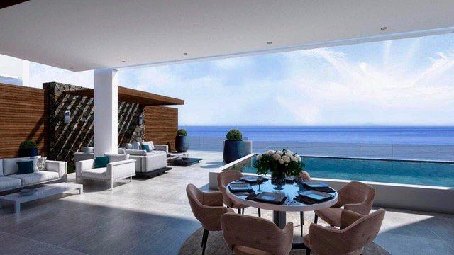 Prestigious apartments in Tamarin