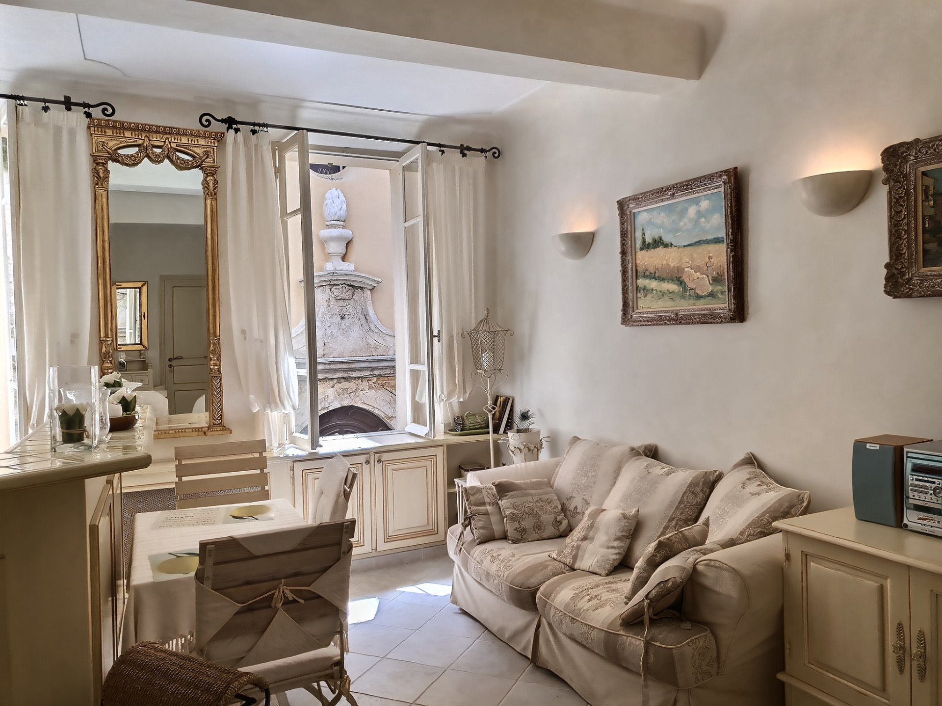 Vieille ville cosy  and charming 1 bed apartment