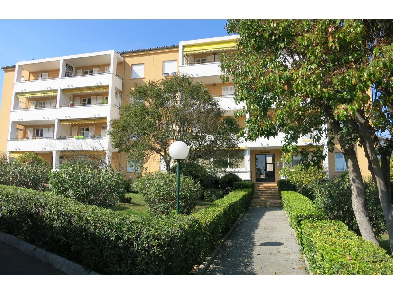 completely renovated apartment